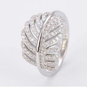 """Сребърен пръстен """"Красота"""""""
