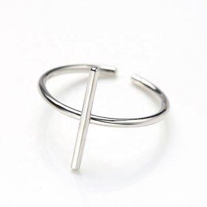 """Сребърен пръстен """"Смелост"""""""
