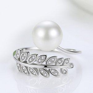 """Сребърен пръстен """"Прелест"""""""