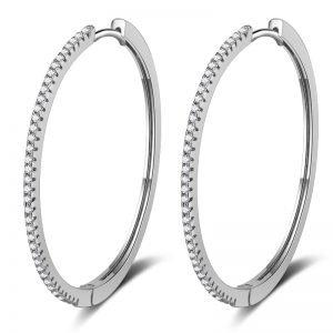"""Silver earrings """"Halki"""""""