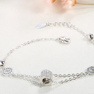 "Silver bracelet ""Talisman"""