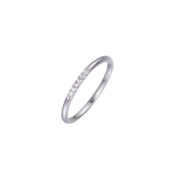 сребърен пръстен класика