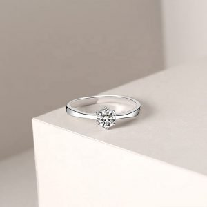 "Silver ring ""Beauty"""