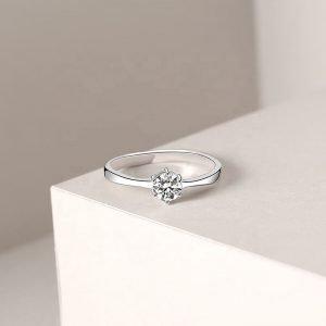 """Сребърен пръстен """"Изящество"""""""