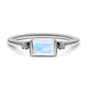 """Сребърен пръстен """"Надежда"""""""