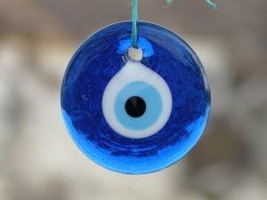 the blue eye of nazar