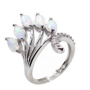 """Сребърен пръстен """"Енигма"""""""