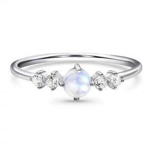 """Сребърен пръстен """"Естетика"""""""