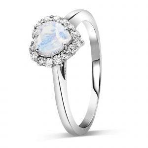 """Сребърен пръстен """"Вълшебство"""""""