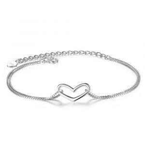 "Silver bracelet ""Taste"""