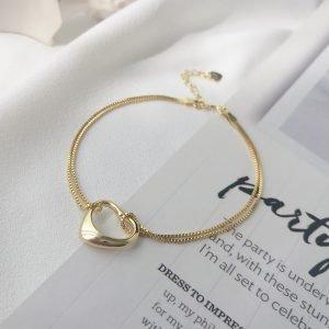 """Silver bracelet """"Heat"""""""