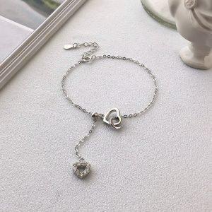 """Silver bracelet """"Joy"""""""