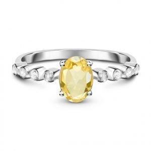 """Сребърен пръстен """"Мечтание"""""""