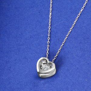 "Silver necklace ""Prestige"""