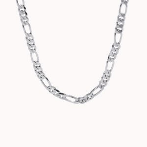 """Silver necklace """"Individualism"""""""