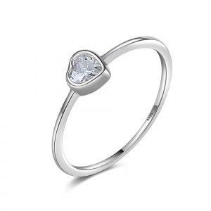 """Сребърен пръстен """"Емоционалност"""""""